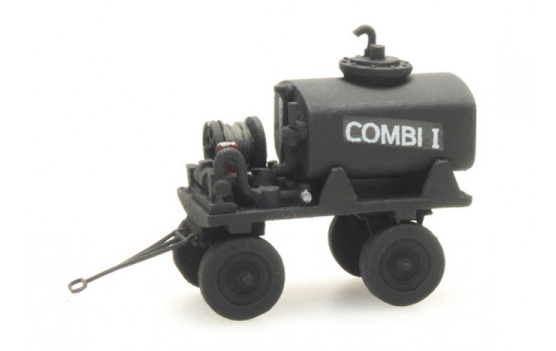 387290 Mobile Fuel Trailer combi (HO scale 1/87th)